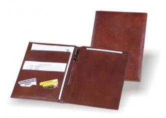 Папки из натуральной кожи деловые до 2000 руб